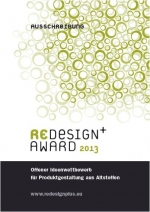 REDESIGN+ AWARD 2013 © zVg