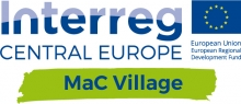 Logo MaC Village © Central Europe